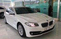 Bán xe BMW 5 Series 520i 2013, màu trắng như mới giá 1 tỷ 340 tr tại Hà Nội