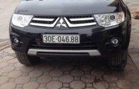 Bán xe Mitsubishi Pajero Sport đời 2016, màu đen chính chủ, giá chỉ 770 triệu giá 770 triệu tại Hà Nội