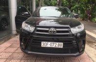 Bán xe Toyota Highlander LE năm 2017, màu đen, nhập khẩu, tên tư nhân giá 2 tỷ 350 tr tại Hà Nội