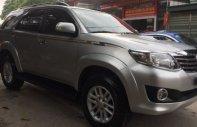 Salon bán Toyota Fortuner 2.5G MT đời 2013, màu bạc giá 815 triệu tại Phú Thọ