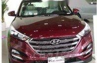 Cần bán Hyundai Tucson 2.0AT năm 2018, màu đỏ giá 850 triệu tại Tp.HCM