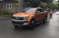 Chính chủ bán ô tô Ford Ranger đời 2016, màu cam giá 825 triệu tại Hà Nội