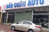 Bán Toyota Vios E đời 2017, màu vàng cát giá 499 triệu tại Hà Nội