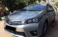 Cần bán xe Toyota Altis 2015 số sàn màu bạc giá 518 triệu tại Tp.HCM