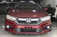 Bán ô tô Honda City 1.5 TOP đời 2017, màu đỏ, giá chỉ 620 triệu giá 620 triệu tại Hà Nội