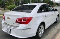 Bán xe cũ Chevrolet Cruze năm sản xuất 2016, màu trắng như mới giá 538 triệu tại Tp.HCM