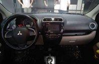 Bán Mitsubishi Attrage đời 2016, màu xám, nhập khẩu   giá 415 triệu tại Hà Nội