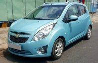 Cần bán gấp Chevrolet Spark LT sản xuất 2011, màu xanh lam   giá 207 triệu tại Tp.HCM