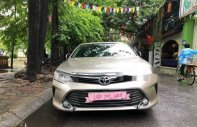 Bán Toyota Camry 2.5G năm 2016, màu vàng cát giá 990 triệu tại Hà Nội