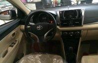 Cần bán xe Toyota Vios năm 2018, màu ghi vàng giá 493 triệu tại Tp.HCM