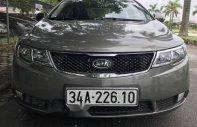 Cần bán xe Kia Forte SLI năm sản xuất 2008, màu xám, nhập khẩu nguyên chiếc  giá 348 triệu tại Hải Dương