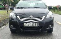 Bán Toyota Vios E đời 2011, màu đen   giá 335 triệu tại Hải Dương