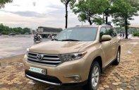 Bán Toyota Highlander 2.7AT đời 2011, nhập khẩu nguyên chiếc giá 1 tỷ 180 tr tại Hà Nội