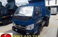 Bán xe ben Thaco Forland FD 250 E4 - tải trọng 2,49 tấn (2,1 khối) - giá tốt - LH: 0983.440.731 giá 304 triệu tại Tp.HCM