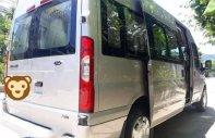 Bán Ford Transit sản xuất 2015, màu bạc chính chủ giá 597 triệu tại Đà Nẵng