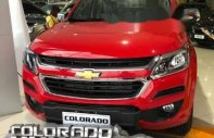 Bán ô tô Chevrolet Colorado đời 2018, màu đỏ, nhập khẩu nguyên chiếc giá 789 triệu tại Tp.HCM