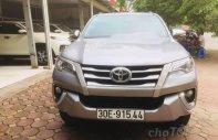 Bán Toyota Fortuner sản xuất năm 2017 như mới giá 1 tỷ 25 tr tại Hà Nội
