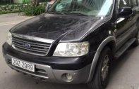 Bán xe Ford Escape 3.0 màu đen, đăng ký lần đầu 2007 giá 200 triệu tại Hà Nội