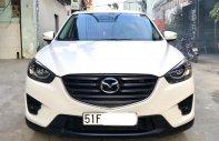 Bán Mazda CX5 2.0 AT, SX 2016, màu trắng giá 800 triệu tại Tp.HCM