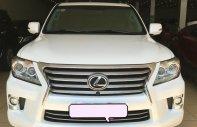 Cần bán xe Lexus LX năm 2013, màu trắng, nhập khẩu nguyên chiếc  giá 4 tỷ 699 tr tại Hà Nội