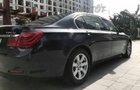 Bán xe BMW 7 Series 730Li AT 2011, màu đen chính chủ giá 1 tỷ 250 tr tại Hà Nội
