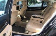 Chính chủ bán BMW 7 Series 730Li sản xuất 2011, màu đen giá 1 tỷ 250 tr tại Hà Nội