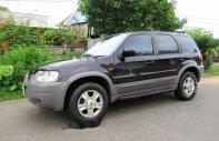 Bán Ford Escape 4x4AT 2003, màu đen số tự động, giá 199 triệu giá 199 triệu tại Đà Nẵng