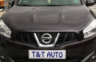 Cần bán gấp Nissan Qashqai AT năm sản xuất 2011, màu đen, nhập khẩu nguyên chiếc   giá 625 triệu tại Hà Nội