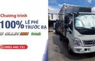 bán xe thaco ollin 350 E4 2018 - tặng ngay 100% phí trước bạ - LH ngay: 0983.440.731 để được hỗ trợ giá 364 triệu tại Tp.HCM