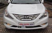 Cần bán Hyundai Sonata đời 2011, màu trắng giá 665 triệu tại Thái Nguyên