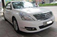 Bán ô tô Nissan Teana năm sản xuất 2009, màu trắng, xe nhập, giá chỉ 480 triệu giá 480 triệu tại Hà Nội