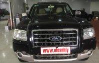 Bán xe Ford Everest 2.5MT đời 2007, màu đen, giá chỉ 365 triệu giá 365 triệu tại Phú Thọ