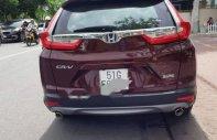 Bán Honda CR V đời 2018, màu đỏ số tự động giá 1 tỷ 169 tr tại Tp.HCM