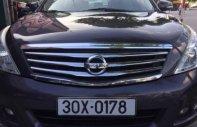 Bán Nissan Teana 2.0  AT đời 2009, màu đen giá 475 triệu tại Hà Nội