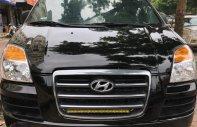 Bán Hyundai Grand Starex 2007 9 chỗ, màu đen, xe nhập giá 385 triệu tại Hà Nội