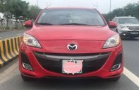 Cần bán xe Mazda 3 AT 2010, màu đỏ chính chủ giá 10 triệu tại Hà Nội