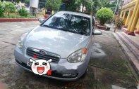 Bán Hyundai Verna 1.4MT sản xuất 2008, màu bạc xe gia đình  giá Giá thỏa thuận tại Vĩnh Phúc