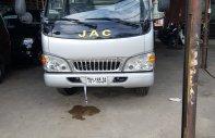 Chuyên bán xe tải Jac 2t4 vào thành phố, trả góp 90% giá trị xe giá 285 triệu tại Tp.HCM