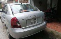 Bán Hyundai Verna sản xuất năm 2008, màu bạc giá 180 triệu tại Vĩnh Phúc