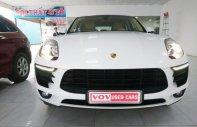 Bán Porscher Macan model 2016 màu trắng giá 1 tỷ 850 tr tại Hà Nội