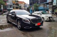 Cần bán lại xe Mercedes S400L năm 2017, màu đen giá 3 tỷ 633 tr tại Tp.HCM