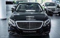 Bán Mercedes-Benz S500L năm 2016, màu đen, nhập khẩu, xe cũ đã qua sử dụng giá 5 tỷ 750 tr tại Tp.HCM