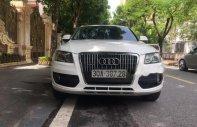 Cần bán xe Audi Q5 2.0 sản xuất năm 2009, màu trắng, nhập khẩu như mới giá 820 triệu tại Hà Nội