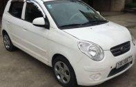 Cần bán Kia Morning năm sản xuất 2010, màu trắng, 135tr giá 135 triệu tại Phú Thọ