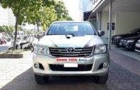Cần bán xe Toyota Hilux 3.0 G đời 2012, màu bạc số sàn, giá chỉ 515 triệu giá 515 triệu tại Hà Nội