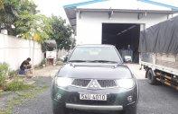 Dư xe nên cần ra đi Mitsubishi Triton đời 2010, màu đen, xe nhập khẩu nguyên chiếc Thái Lan giá 348 triệu tại Tp.HCM