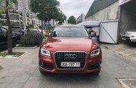 Bán Audi Q5 đời 2014, màu đỏ, nhập khẩu nguyên chiếc giá 1 tỷ 480 tr tại Hà Nội