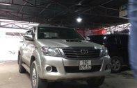 Cần bán xe Toyota Hilux năm sản xuất 2013, màu bạc, 495 triệu giá 495 triệu tại Hà Nội