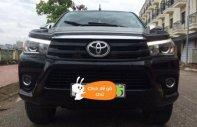 Bán Toyota Hilux 3.0 AT 2016, màu đen, giá tốt giá 739 triệu tại Hà Nội
