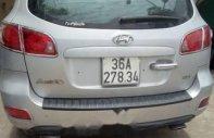 Bán Hyundai Santa Fe năm 2008, màu bạc xe gia đình giá 486 triệu tại Thanh Hóa